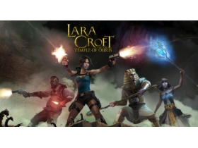 Lara Croft and Temple of Osiris