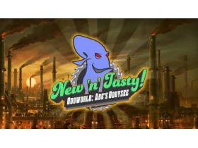 Oddworld New and Tasty